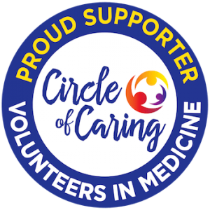 Volunteers In Medicine Circle Of Caring Proud Supporter