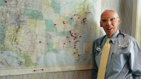 Volunteers in Medicine founder Jack McConnell