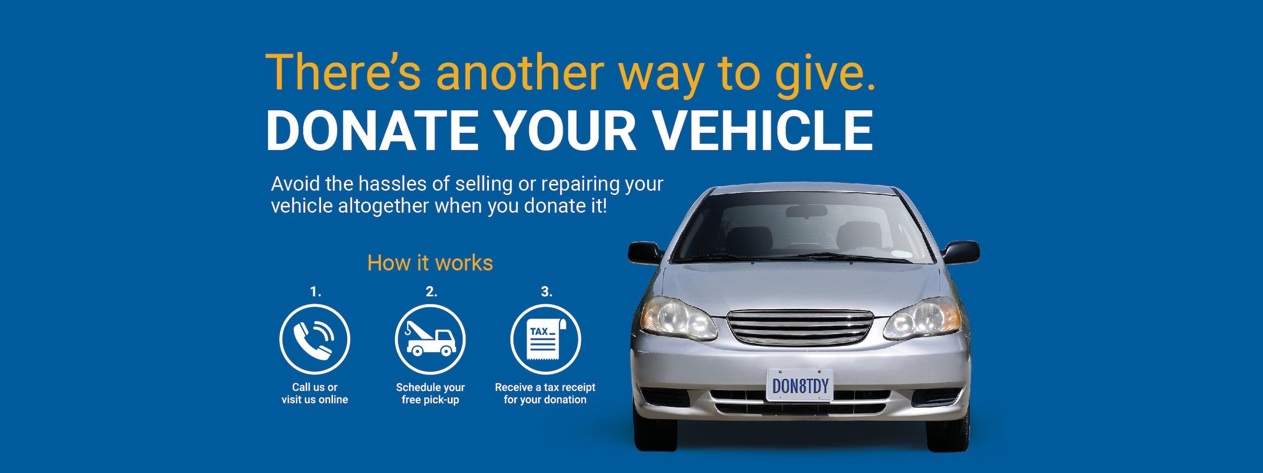 Volunteers In Medicine Car Donation