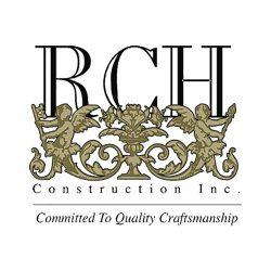 RCH Construction logo