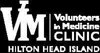 VIM Clinic Logo 2021 White