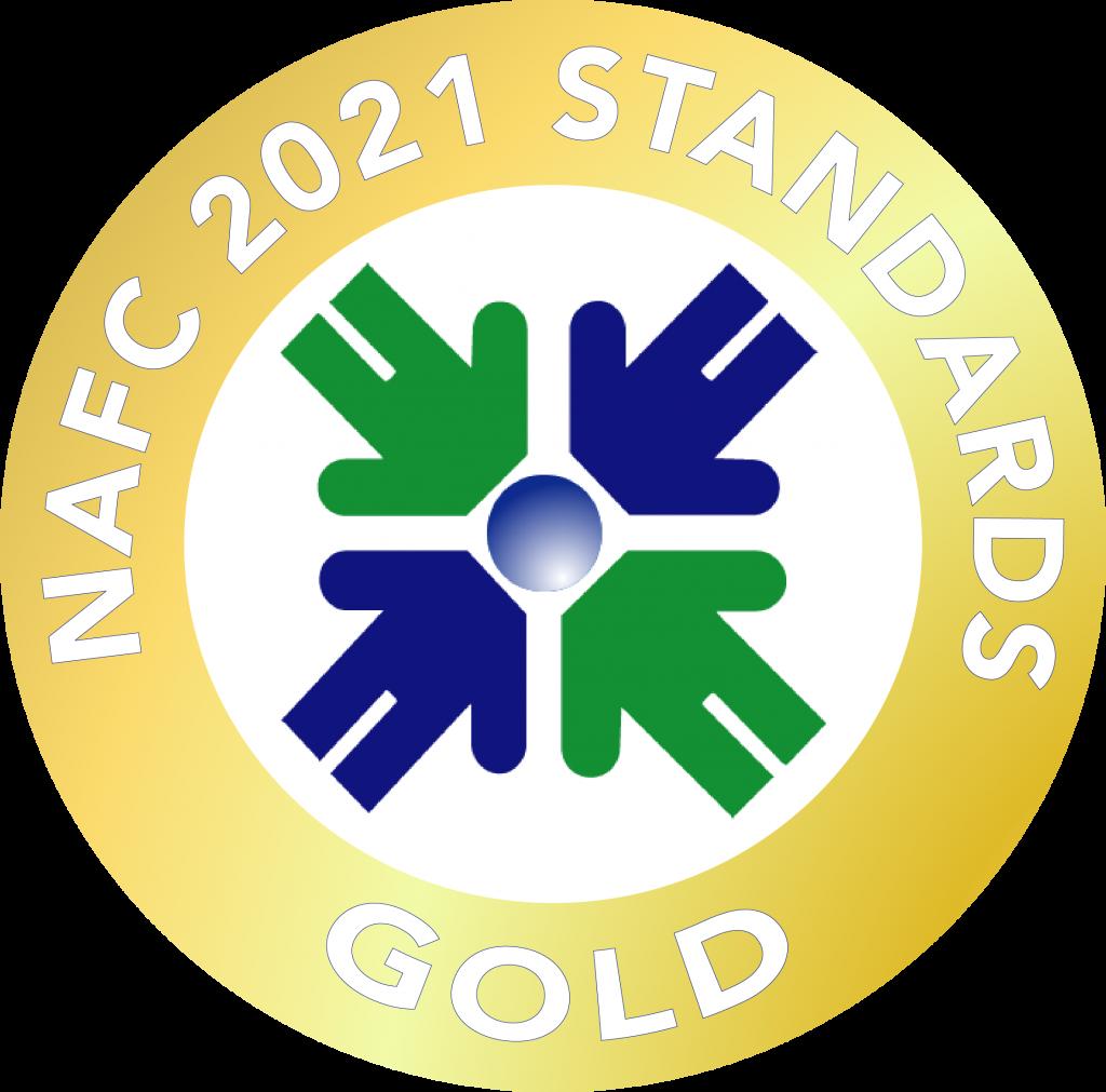 NAFC Gold Standard Award 2021