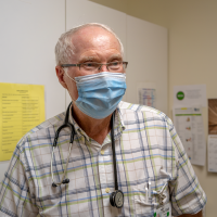 Volunteer physician | Volunteers in Medicine Clinic